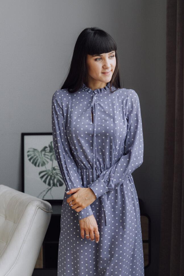 Платье «Ребекка», лаванда