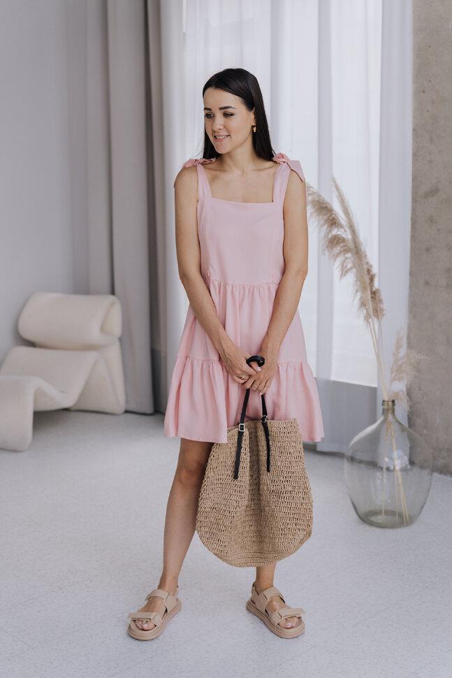 Платье «Шарлотта», розовый