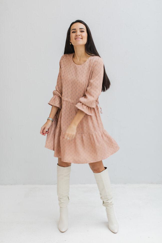 Платье, Онфлёр (без молний)